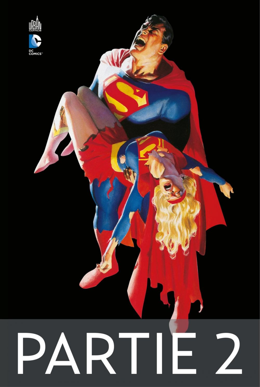 Crisis on Infinite Earths - Partie 2