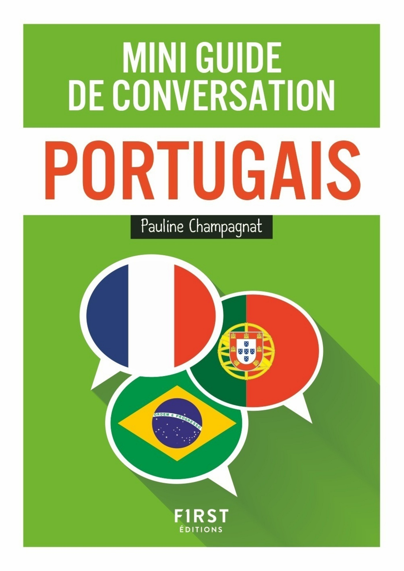Mini guide de conversation Portugais