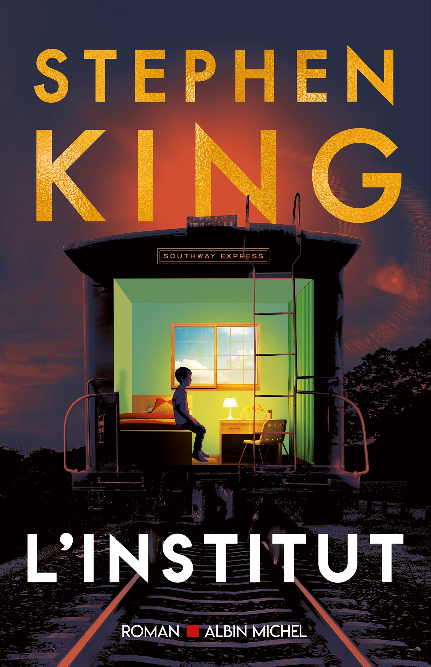 L'Institut | King, Stephen. Auteur