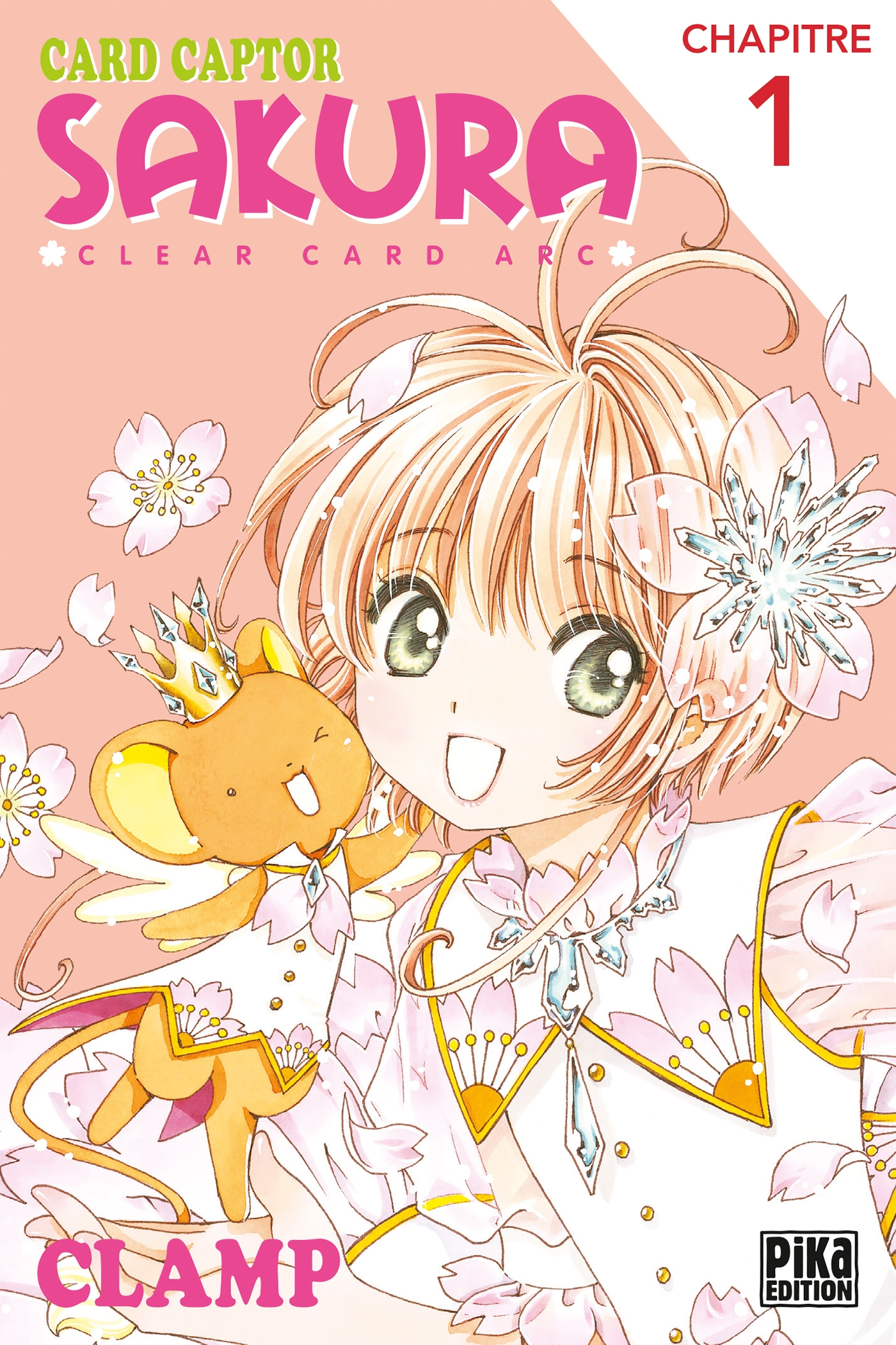 Card Captor Sakura - Clear Card Arc Chapitre 1