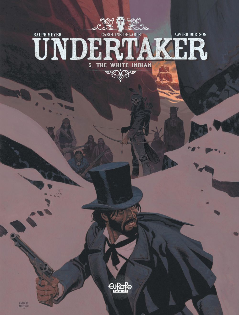 Undertaker - Volume 5 - The White Indian