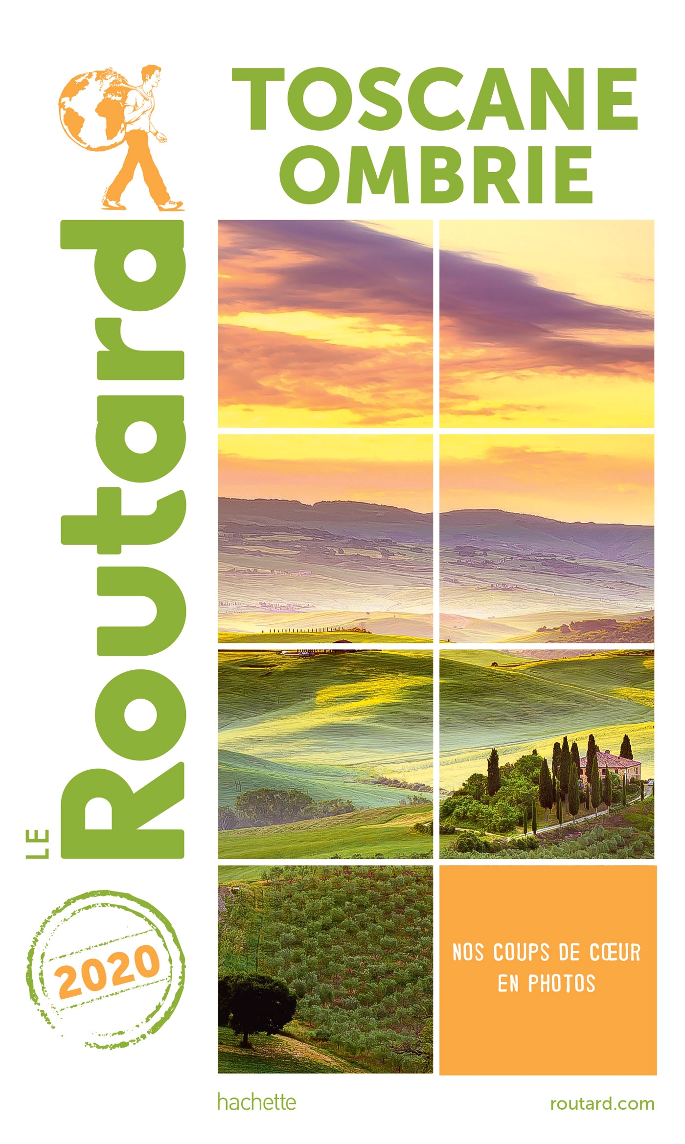 Guide du Routard Toscane Ombrie 2020