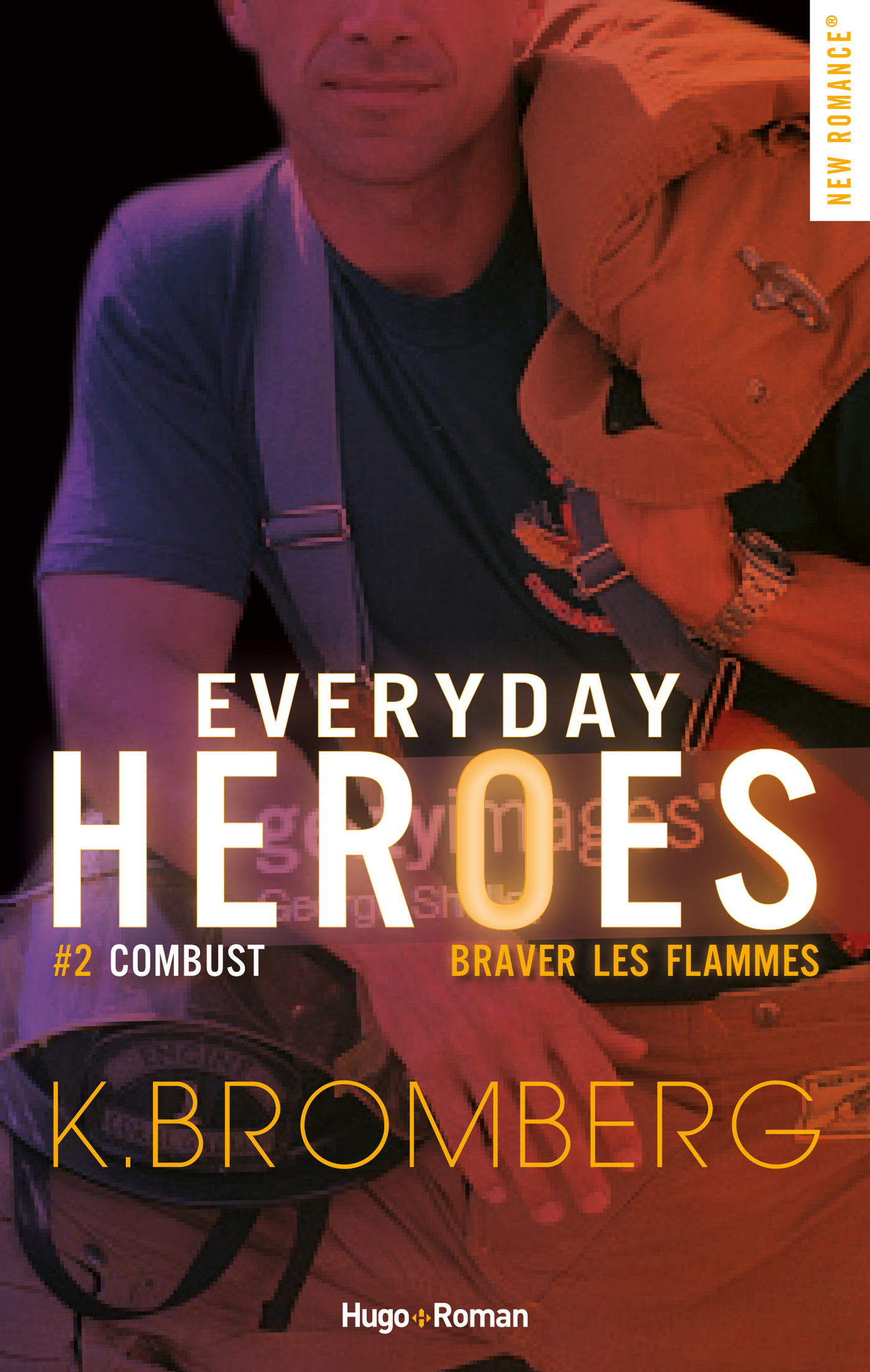 Everyday heroes - tome 2 Combust - extrait offert