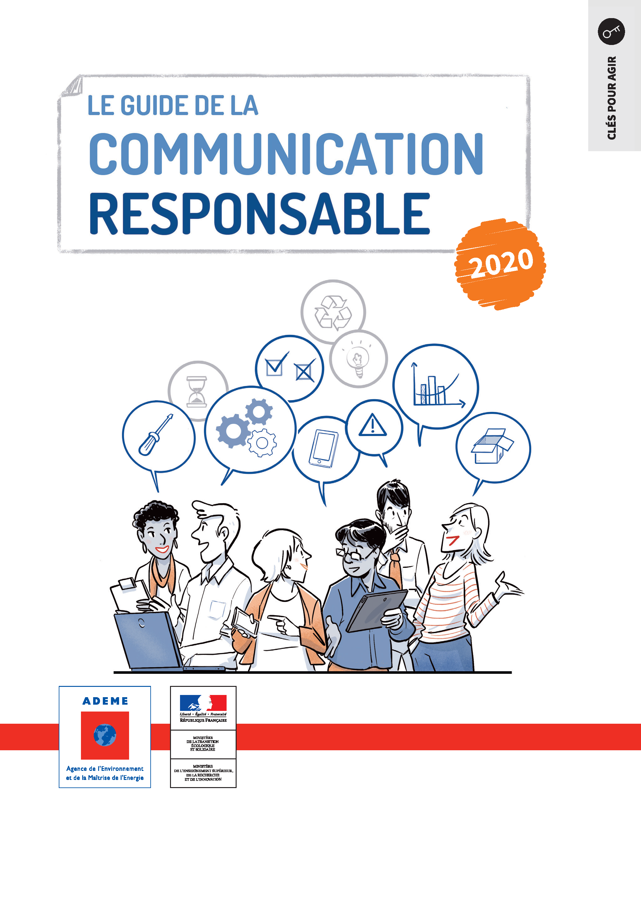 Le guide de la communication responsable