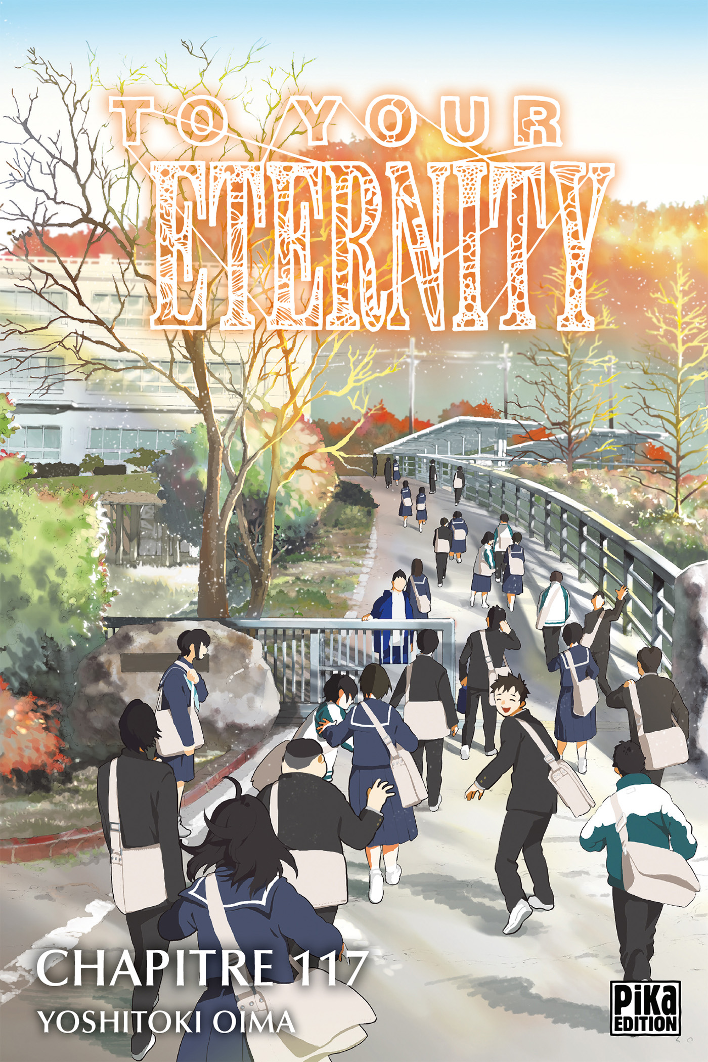 To Your Eternity Chapitre 117