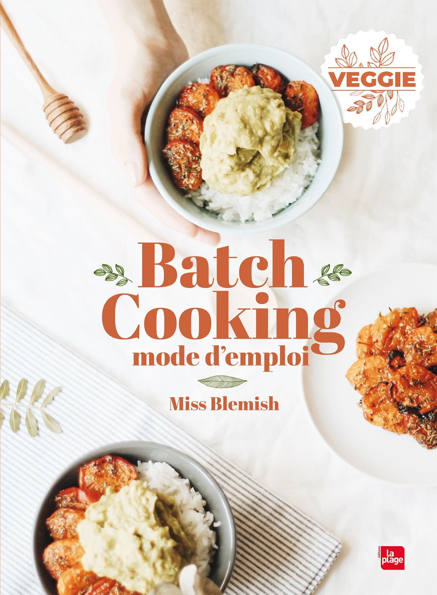 Batch cooking Mode d'emploi | Miss Blemish, . Auteur