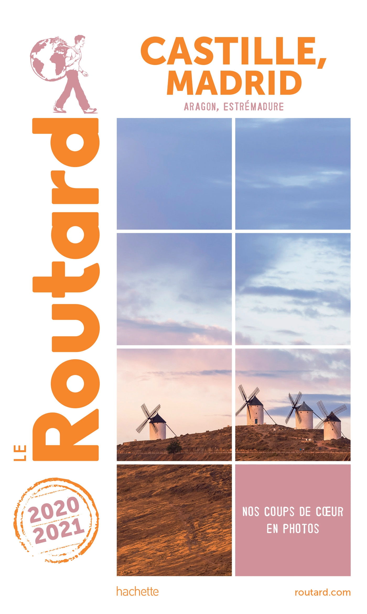 Guide du Routard Castille Madrid 2020/21