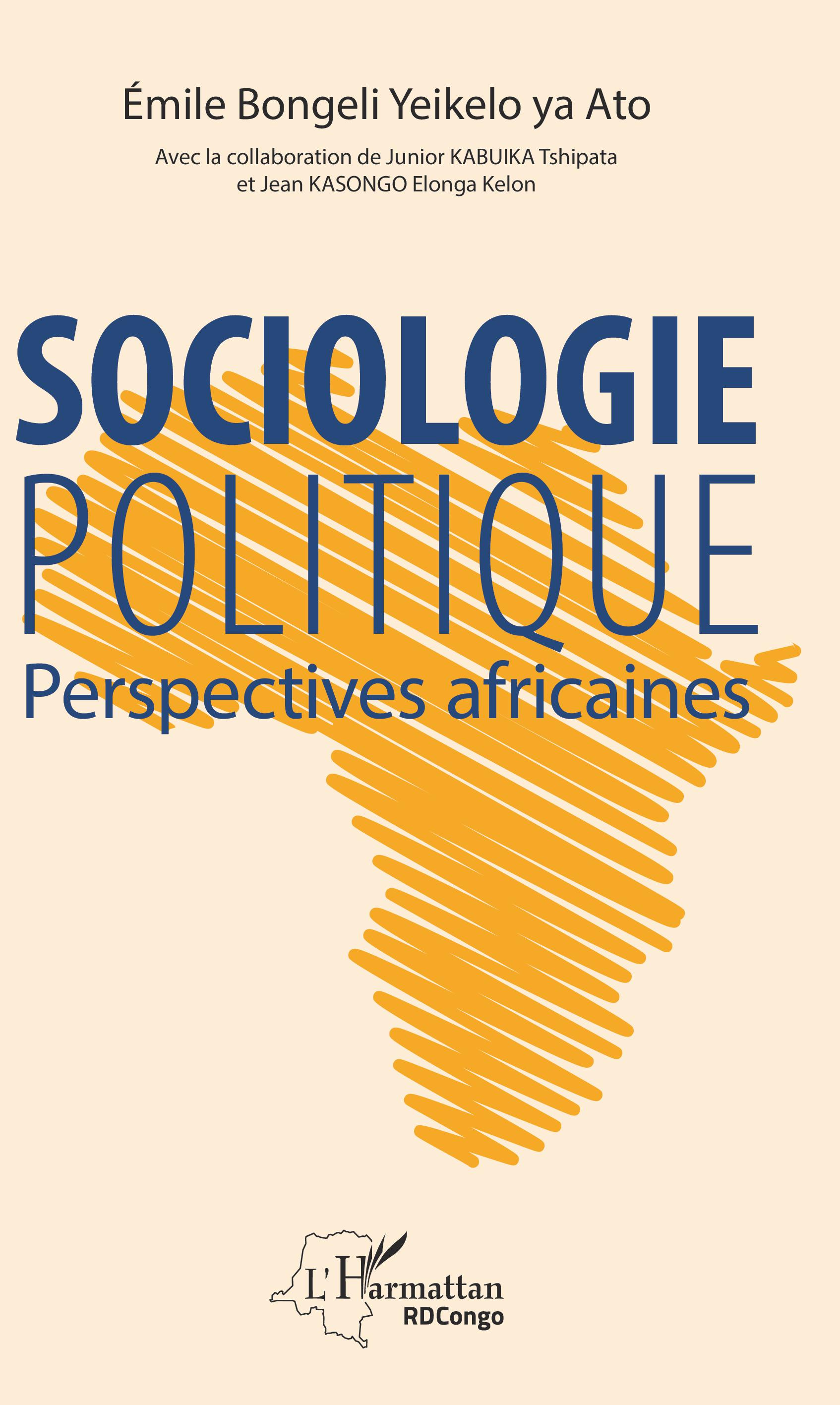 Sociologie politique. Perspectives africaines