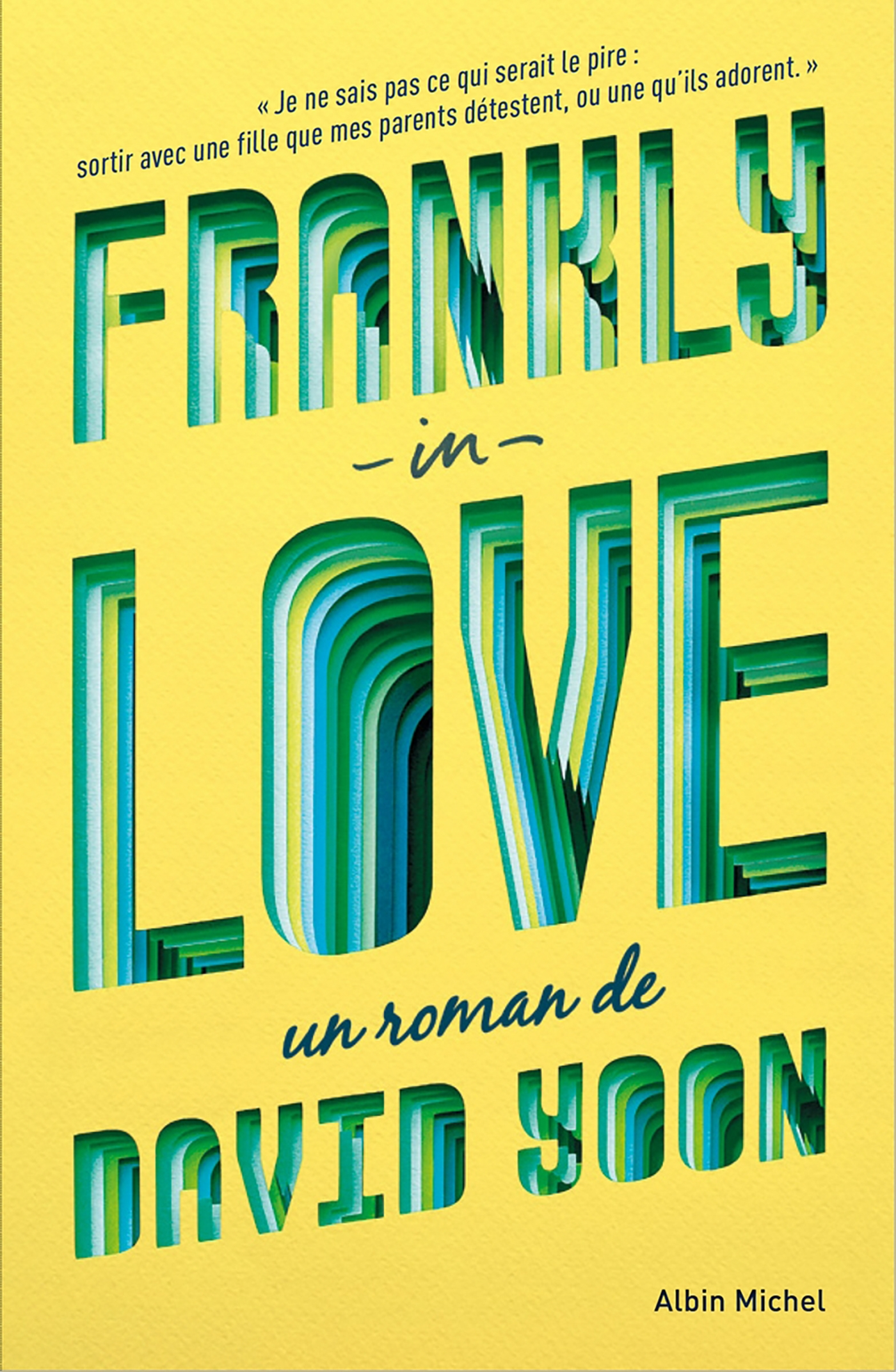 Frankly in love | Le Plouhinec, Valérie. Contributeur