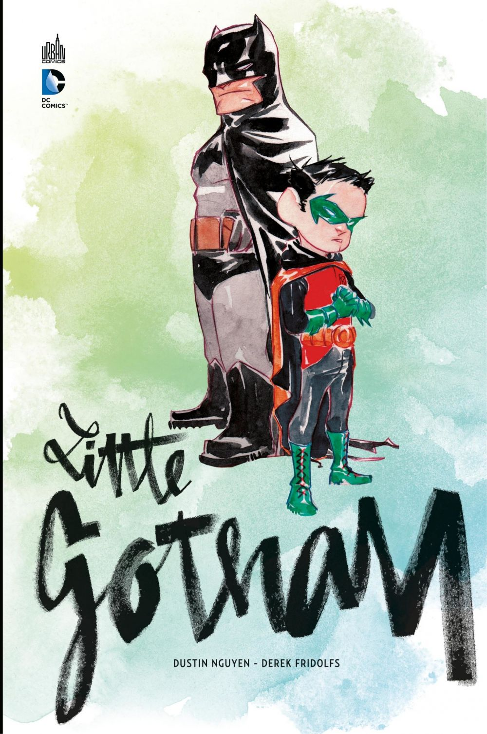 Batman - Little Gotham - Intégrale