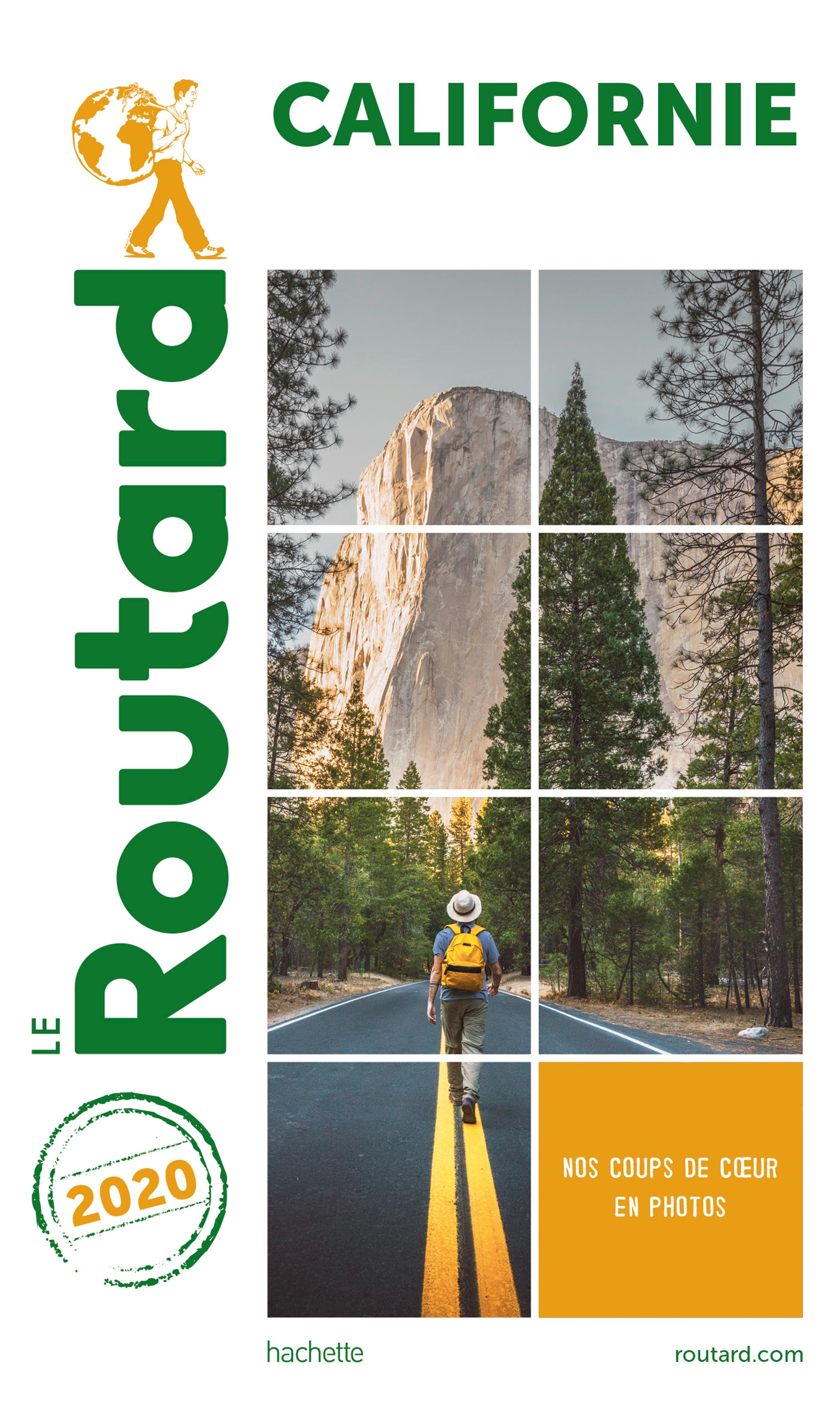 Guide du Routard Californie 2020