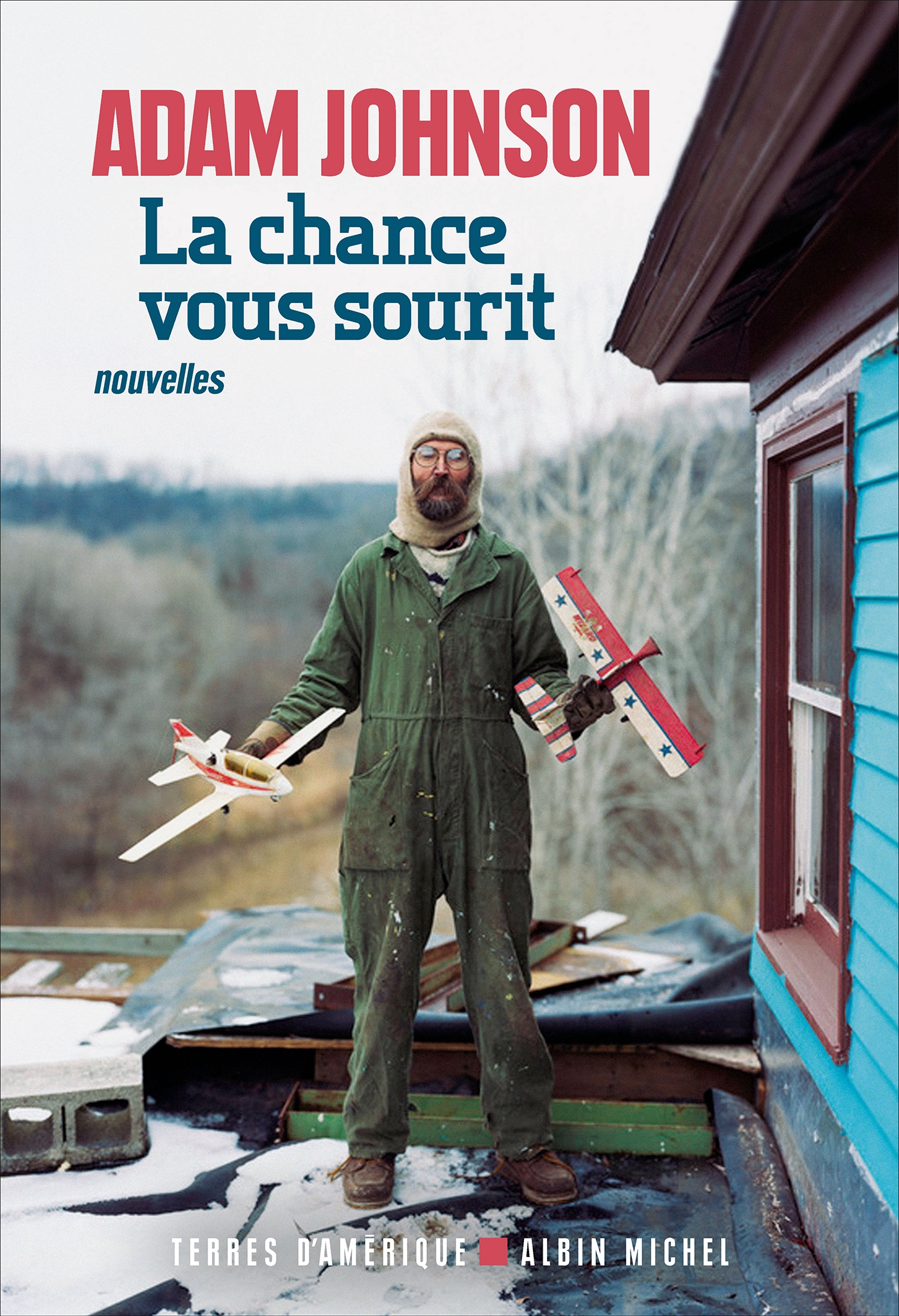 La Chance vous sourit | Johnson, Adam. Auteur