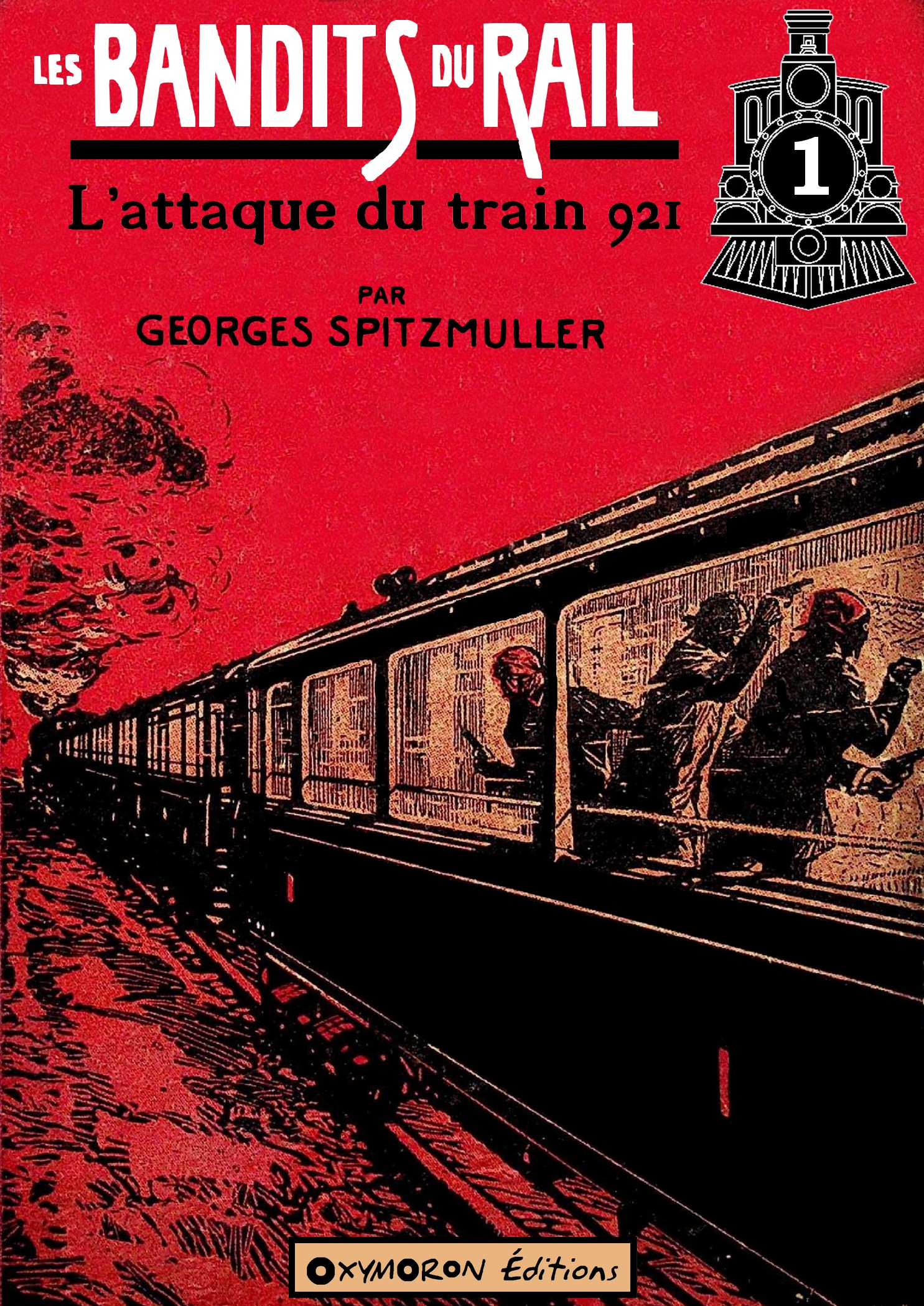 L'attaque du train 921