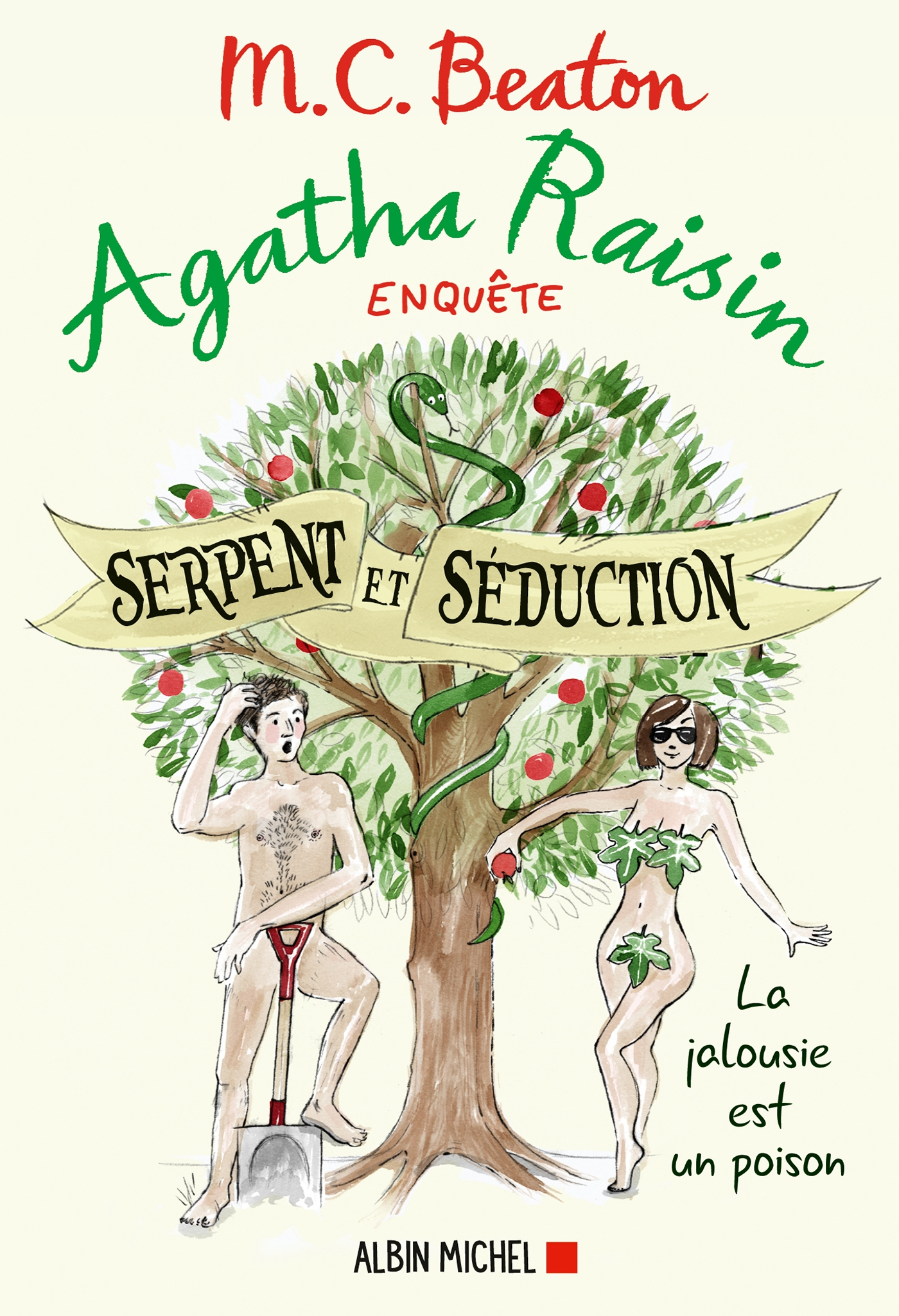 Agatha Raisin 23 - Serpent et séduction |