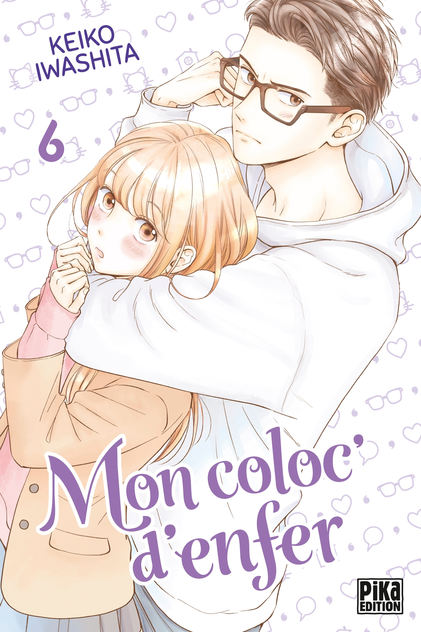 Image de couverture (Mon coloc' d'enfer T06)