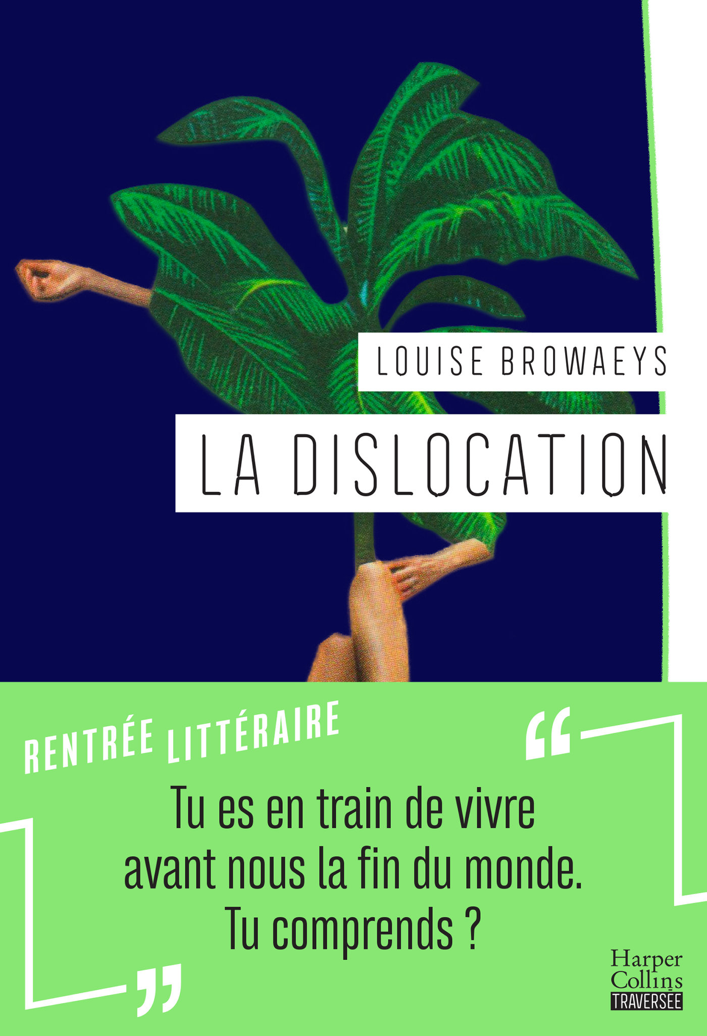 La dislocation | Browaeys, Louise. Auteur