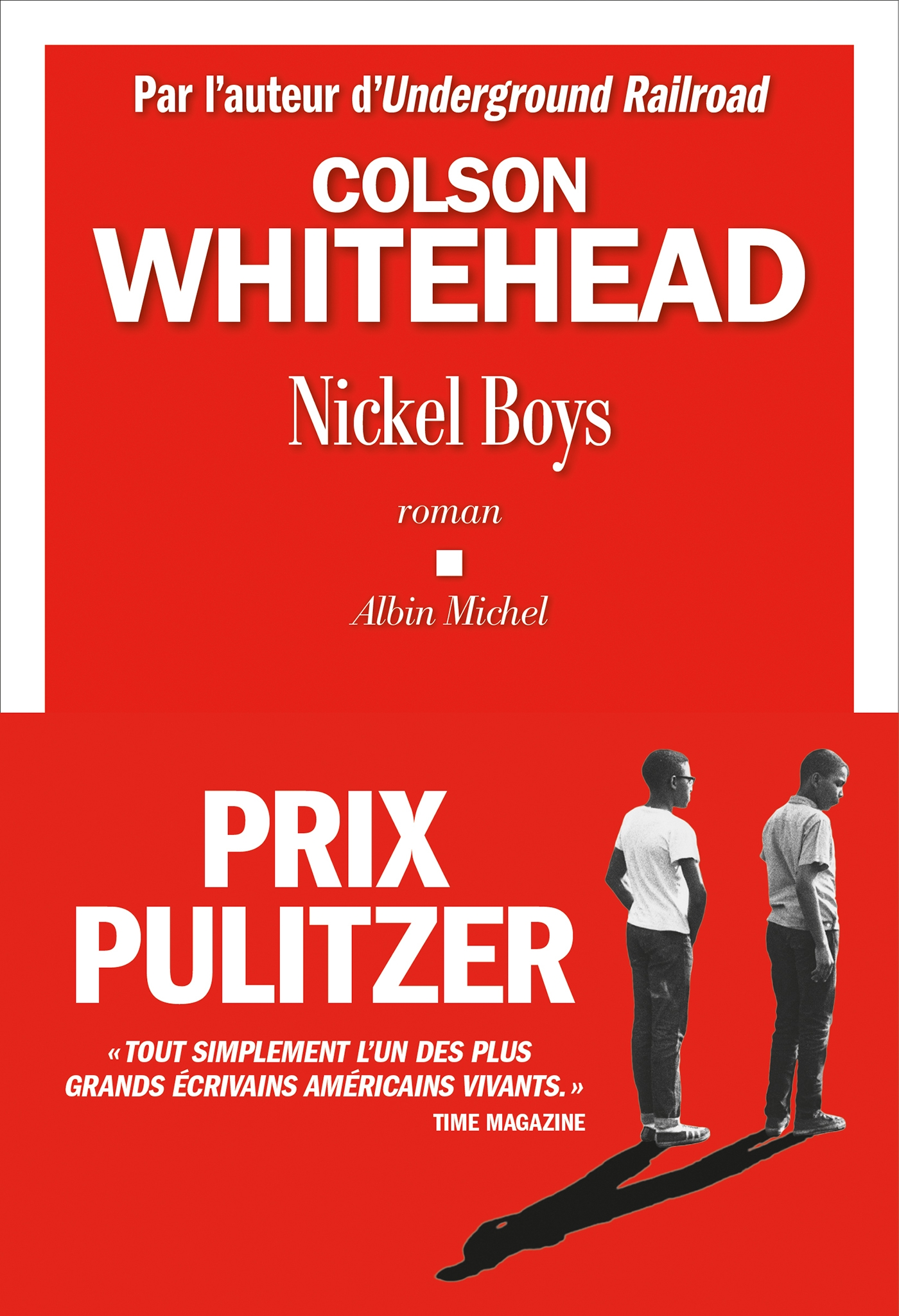 Cover image (Nickel Boys)