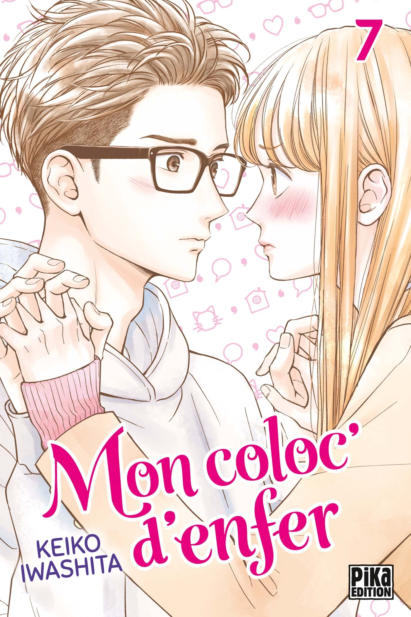Image de couverture (Mon coloc' d'enfer T07)