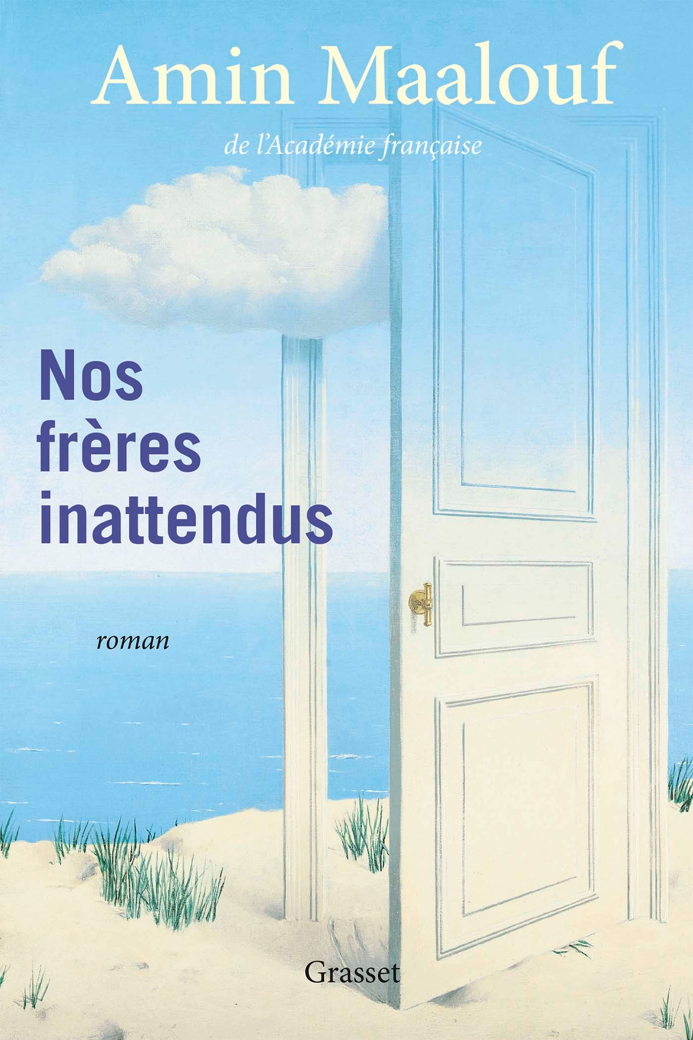 Cover image (Nos frères inattendus)