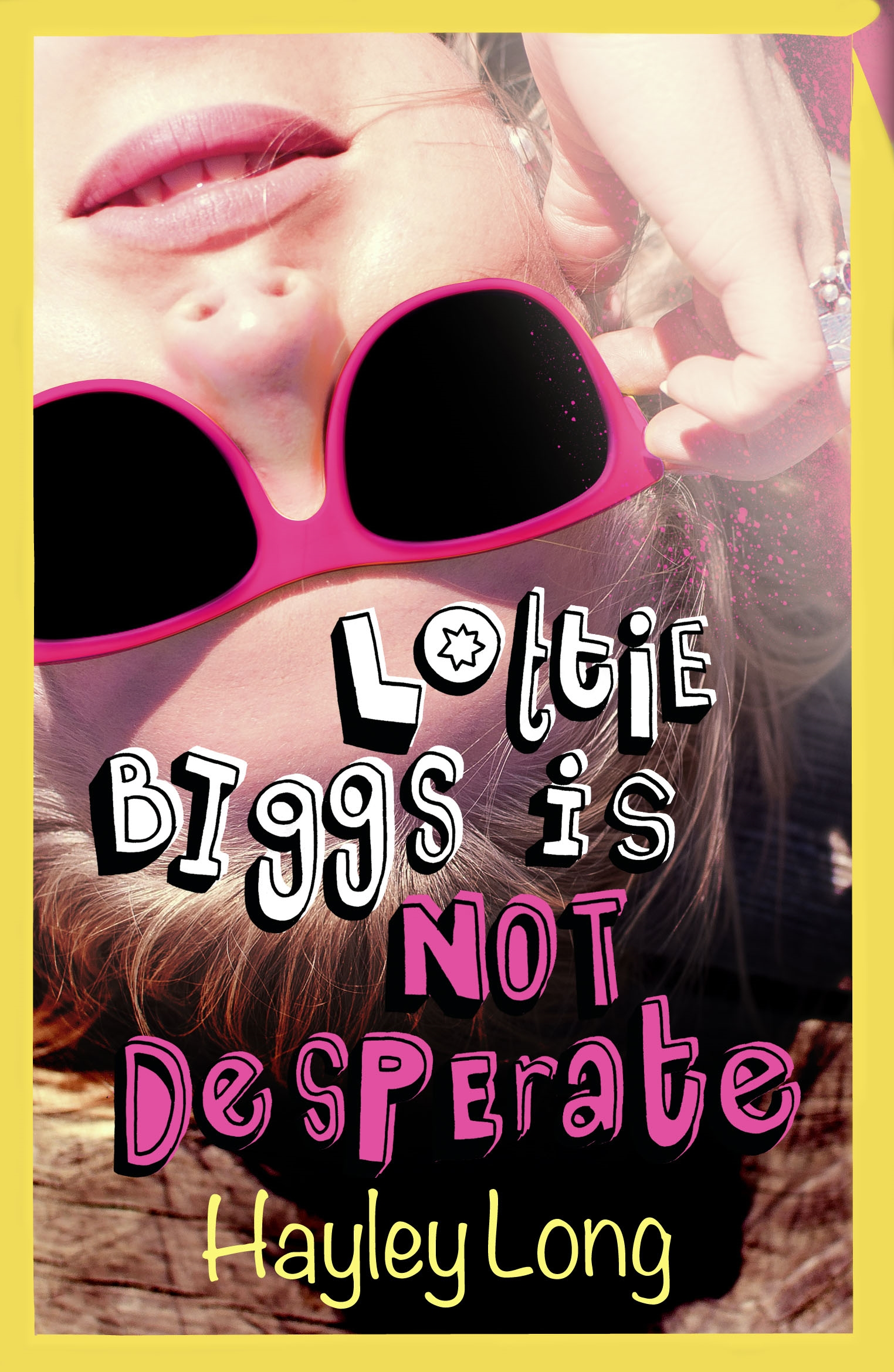 Lottie Biggs is (Not) Desperate