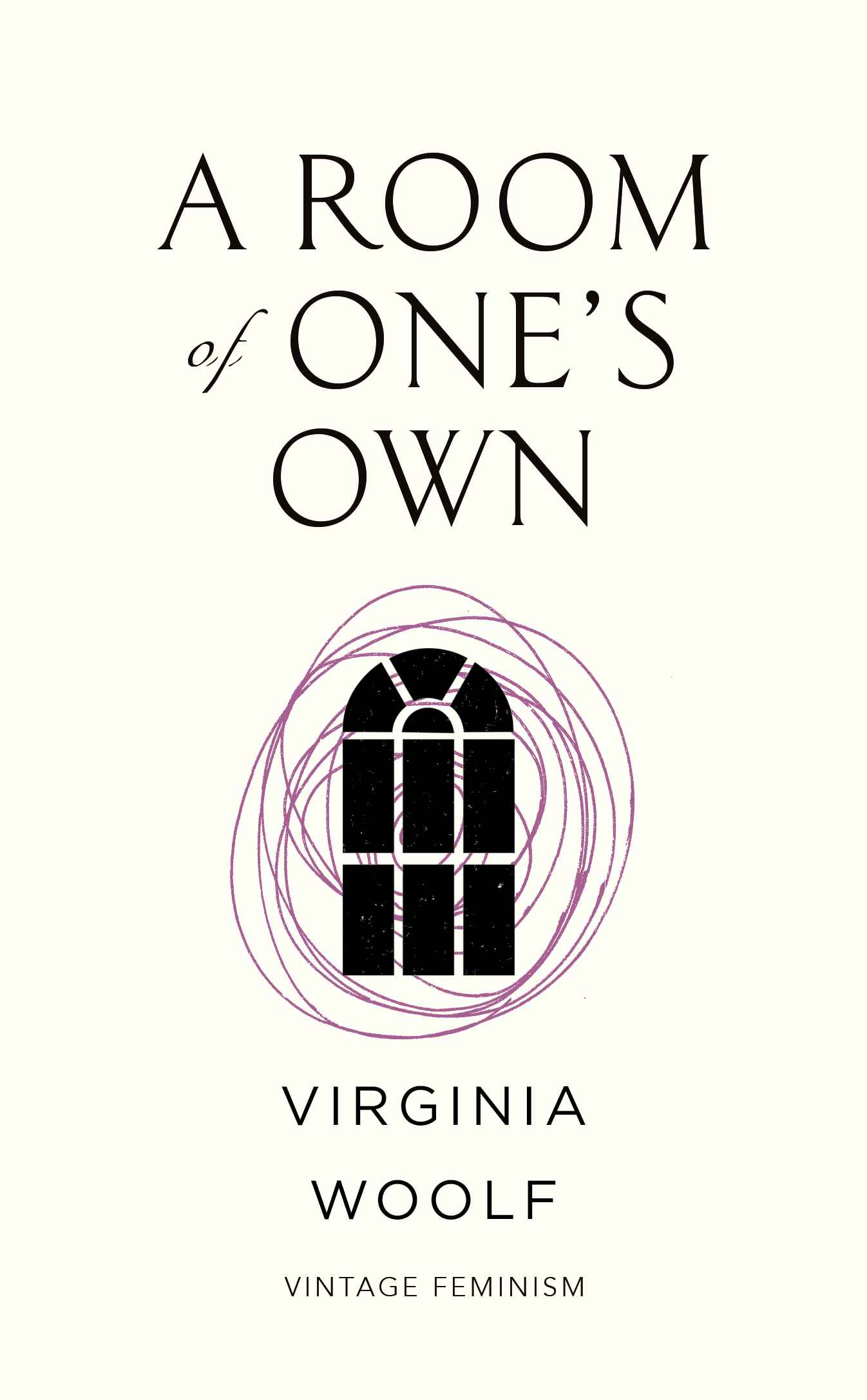 A Room of One's Own (Vintage Feminism Short Edition)