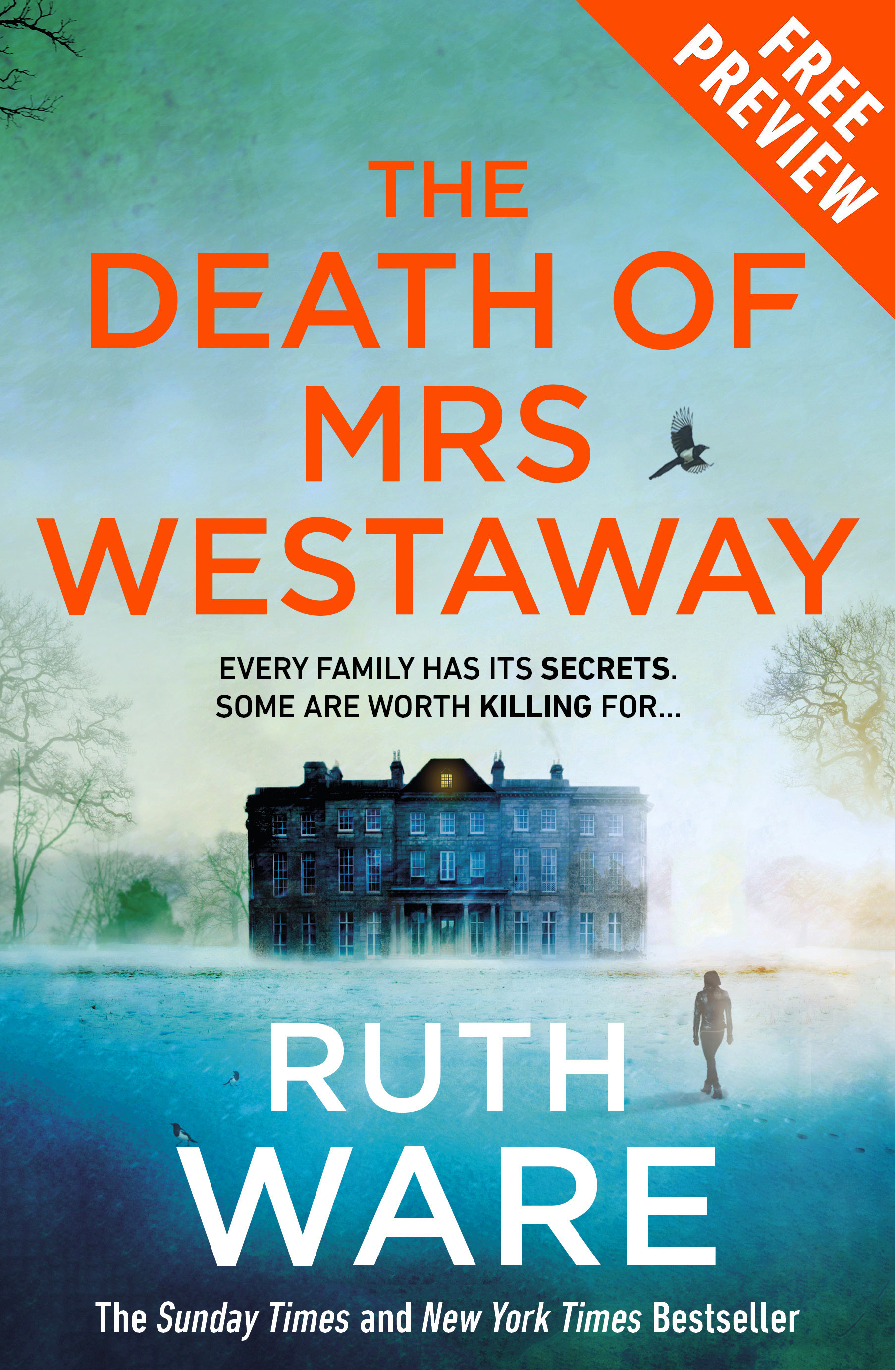 New Ruth Ware Thriller