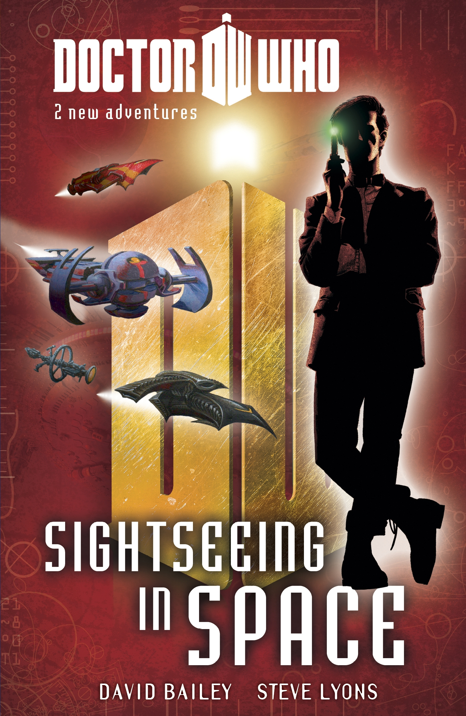 Doctor Who: Book 4: Sightseeing in Space