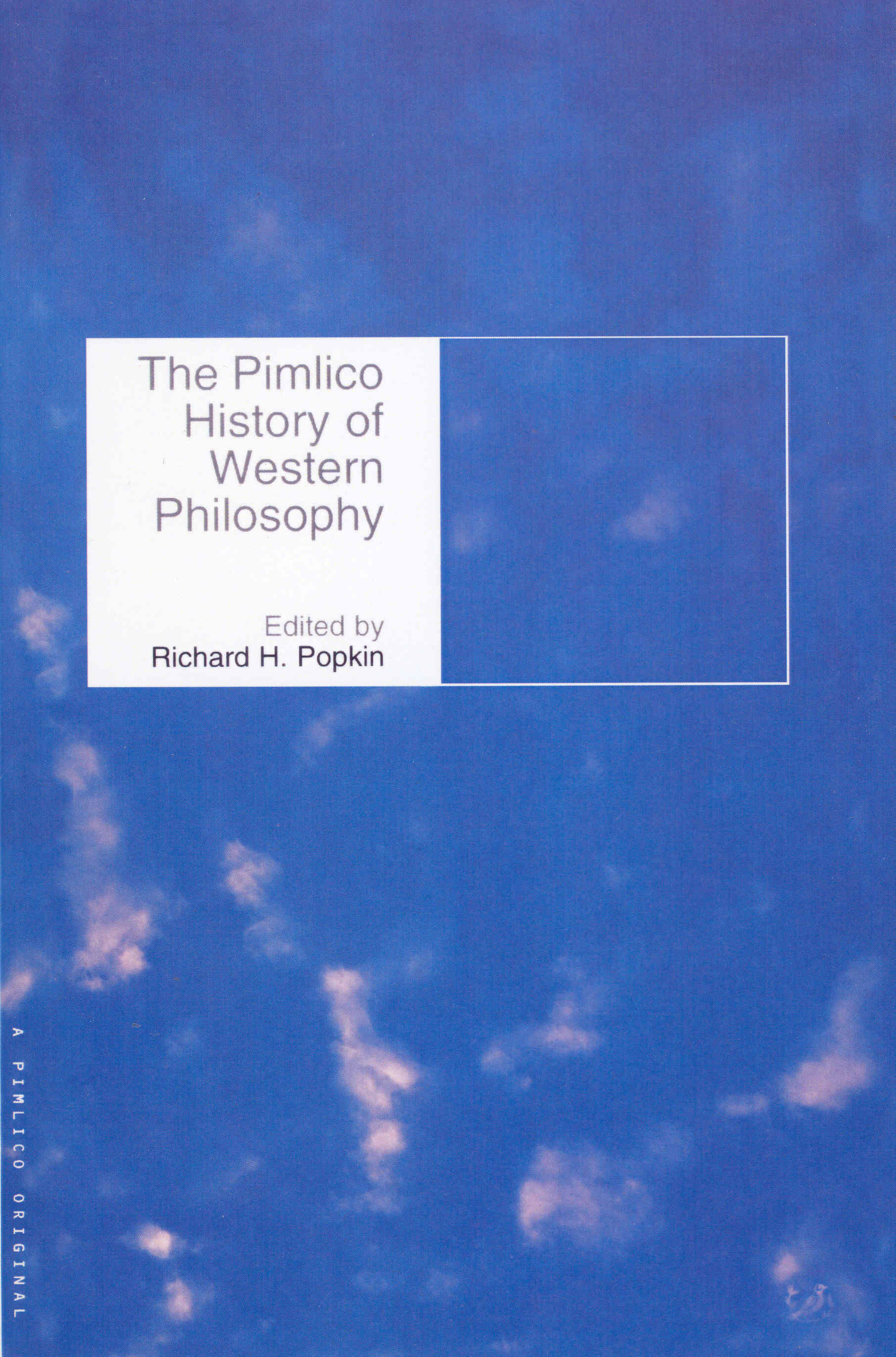 The Pimlico History Of Western Philosophy