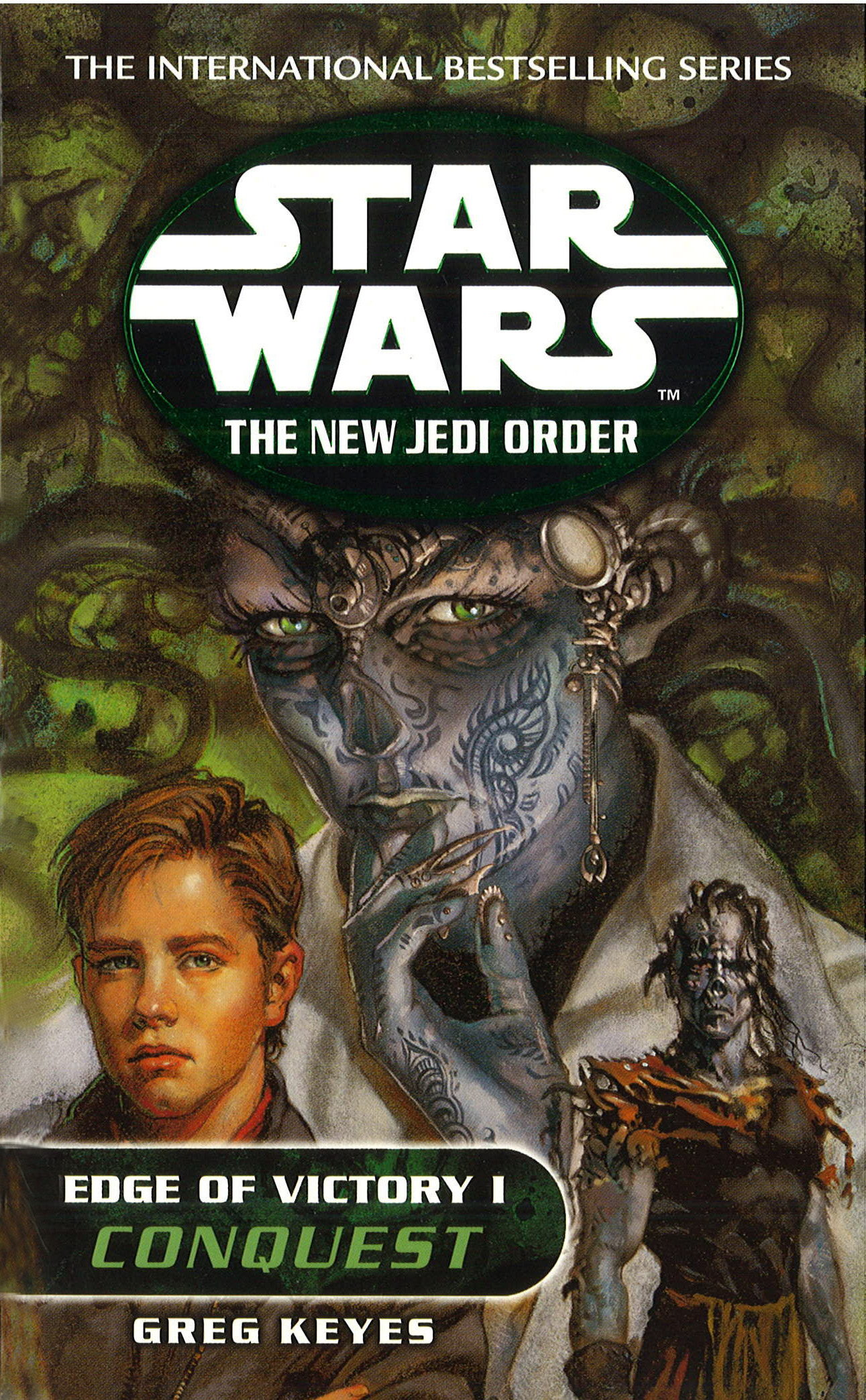 Star Wars: The New Jedi Order - Edge Of Victory Conquest
