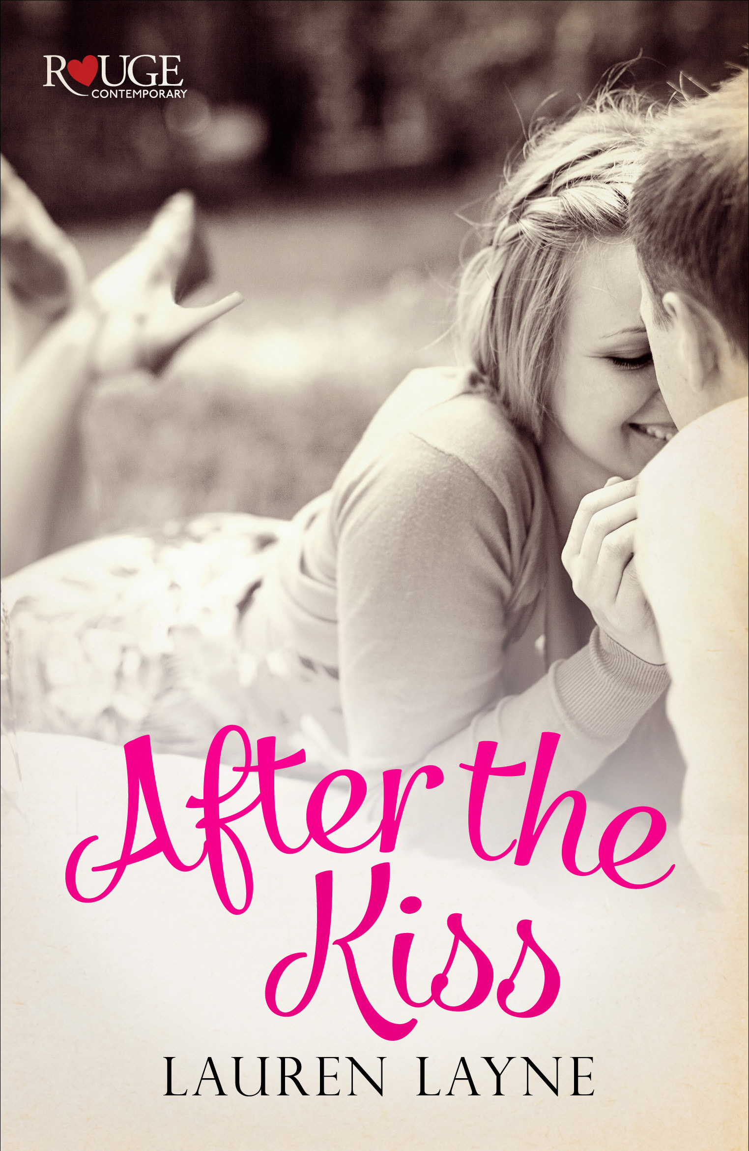 After the Kiss: A Rouge Contemporary Romance