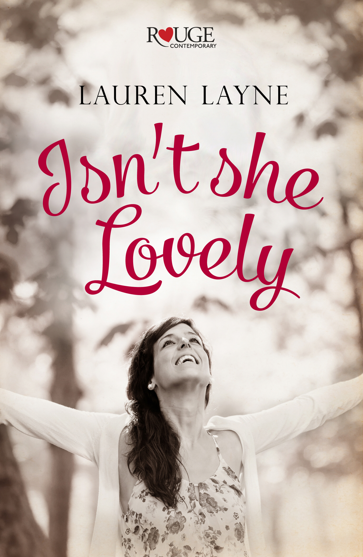 Isn't She Lovely: A Rouge Contemporary Romance