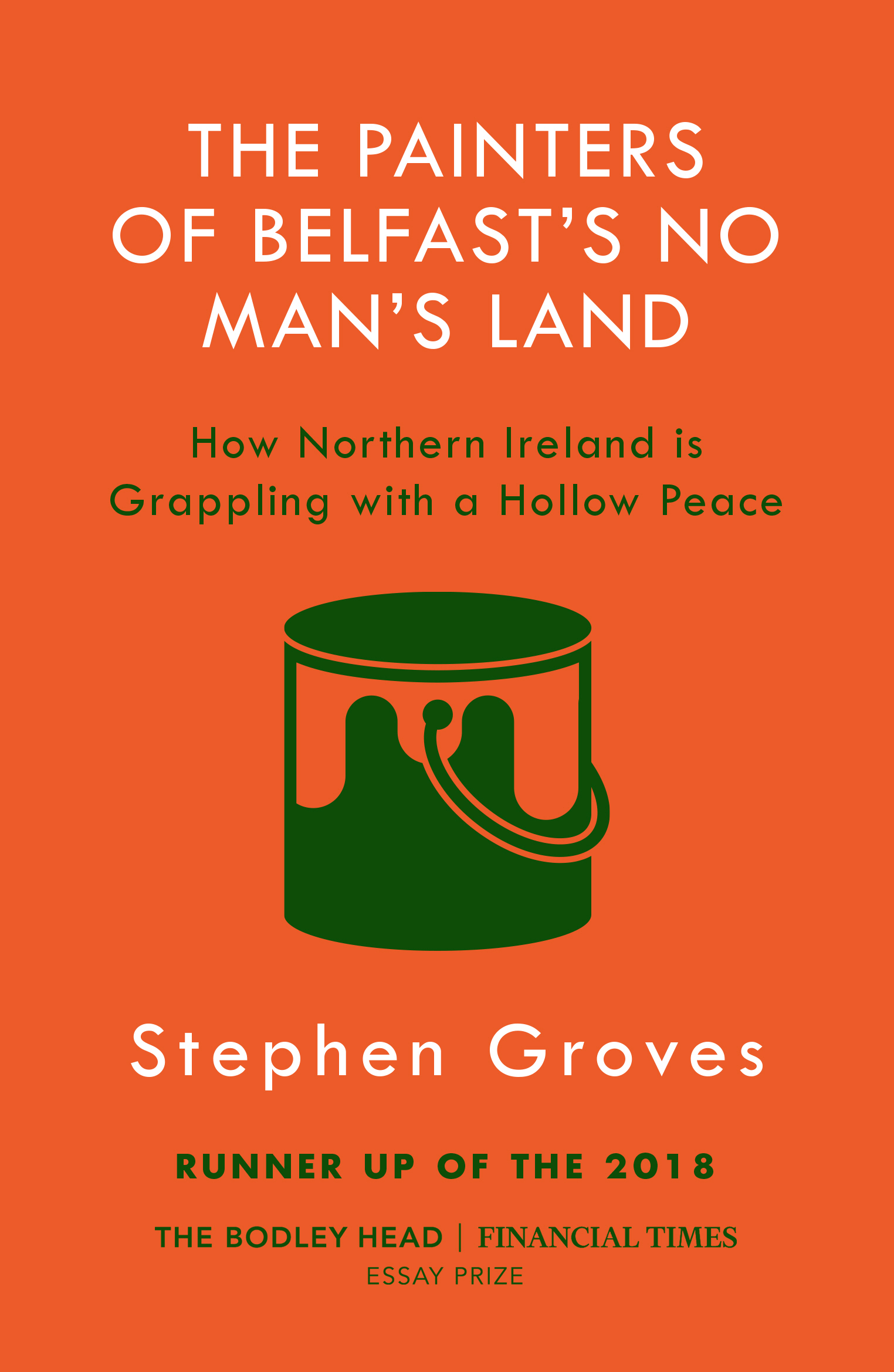 The Painters of Belfast's No Man's Land