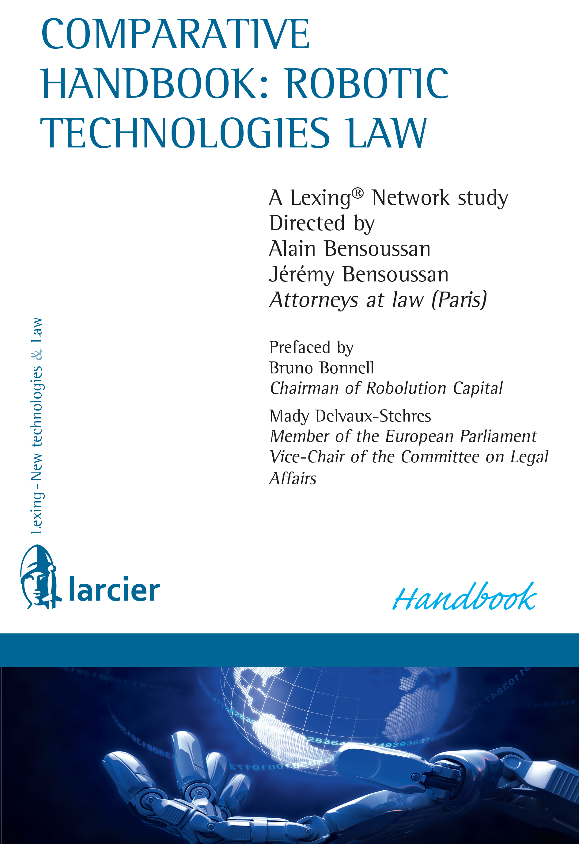 Comparative handbook: robotic technologies law