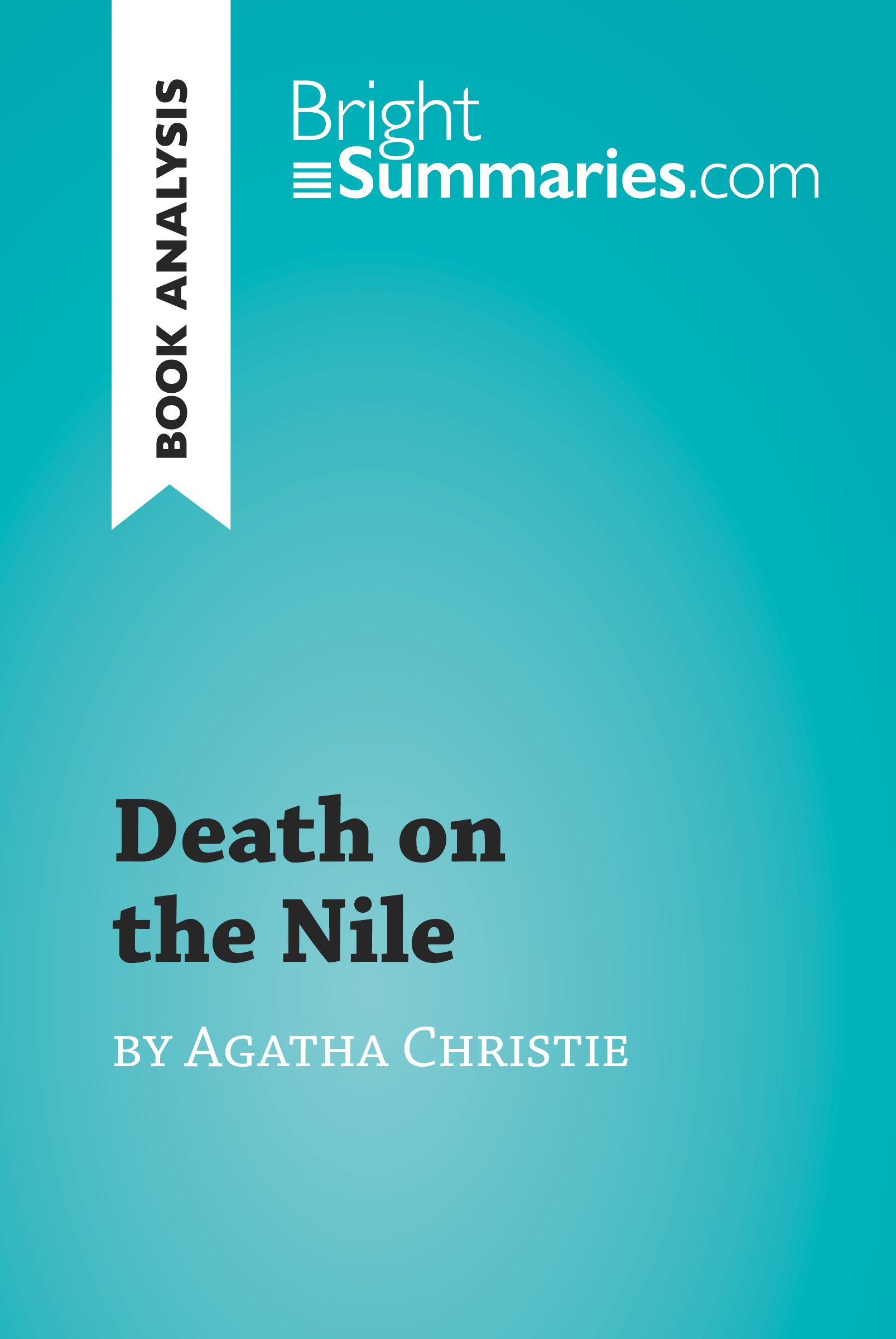 Death on the Nile by Agatha Christie (Book Analysis)