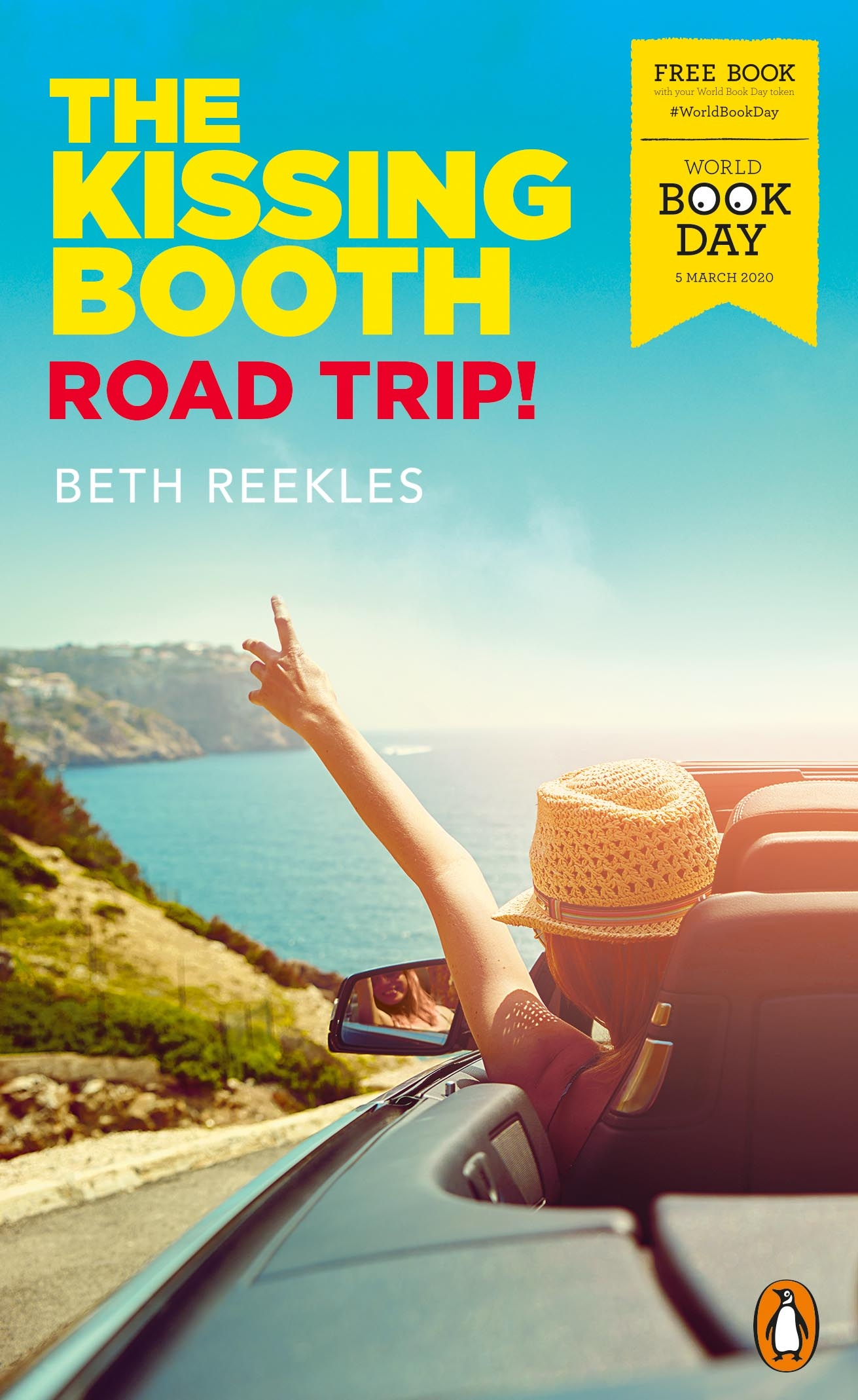 The Kissing Booth: Road Trip!
