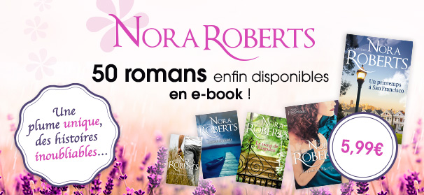 Nora Roberts ebooks