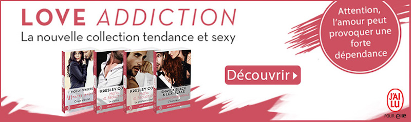 Love addiction J'ai lu Ebook