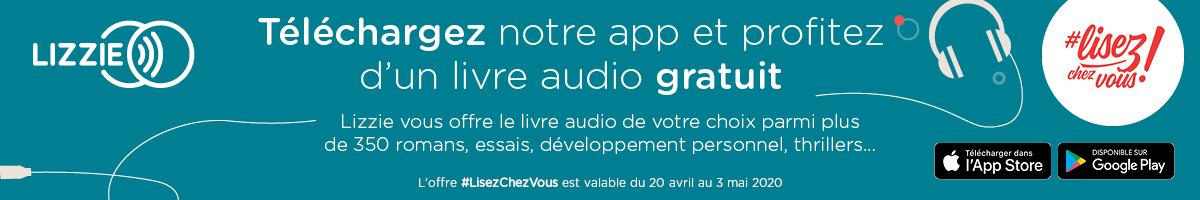 L'application Lizzie disponible pour l'App Store et Android