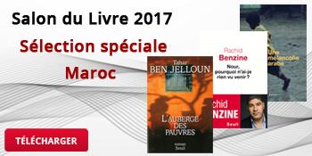 Sélection spéciale Salon du Livre : le Maroc