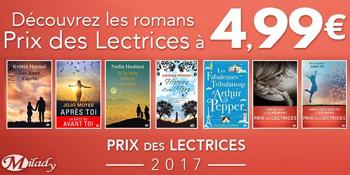 OP Prix des Lectrices Milady