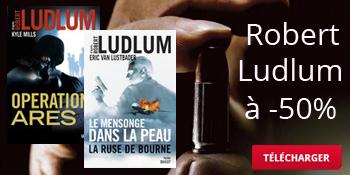 Robert Ludlum à -50%